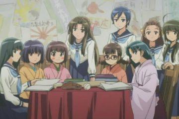 Screenshot, TAISHO BASEBALL GIRLS, Opening - Sentai Filmworks
